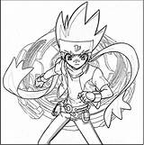 Coloring Pages Beyblade Printable Cartoon Burst Sheets Bestcoloringpagesforkids Fairy sketch template