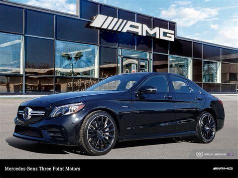 Amg c 43 4matic convertible. New 2020 Mercedes-Benz C43 AMG 4MATIC Sedan 4-Door Sedan in Victoria #414260 | Three Point Motors