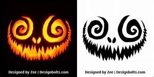 5, Free, Venom, U0026, Scary, Halloween, Pumpkin, Carving, Stencils, Patterns, Printable, Templates, U0026, Ideas