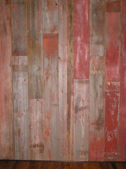 faded red barn siding   accent walls ceilings