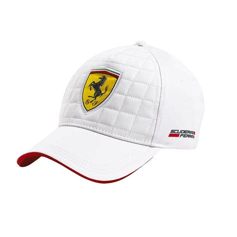 The oldest surviving and most successful formula one team, having competed in every world championship since 1950 formula one season. SCUDERIA FERRARI F1 QUILT STITCH BASEBALL CAP - GENUINE FORMULA ONE MERCHANDISE | eBay