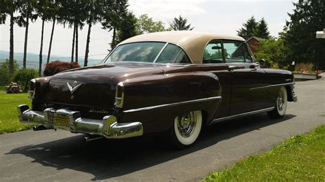Cadillac Buick by 1953 Chrysler New Yorker Newport Dodge Plymouth