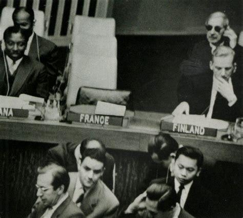 crise de la chaise vide 1965