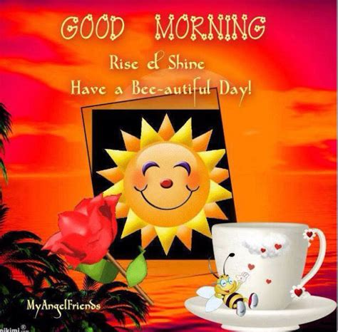 Morning Rise And Shine Quotes
