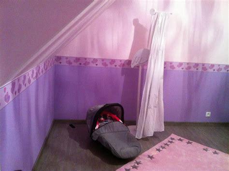 chambre violette et grise chambre et violette photo 3 4 chambre bébé