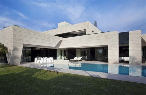 Modern House In Spain By A Cero a cero design a modern home in seville spain