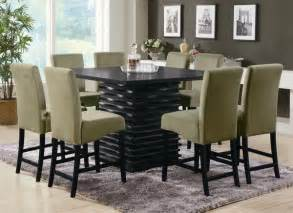 11 dining room set modern green dining room table set plushemisphere