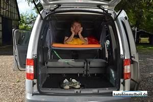 Im Auto übernachten : der vw caddy maxi wird zum campervan thomas guthmann ~ Kayakingforconservation.com Haus und Dekorationen