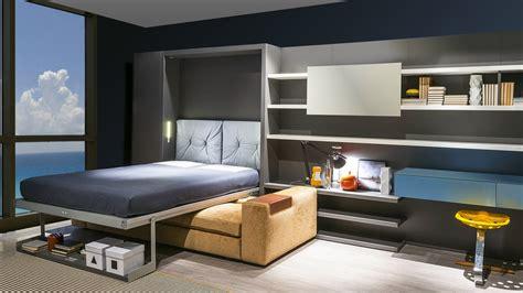 ikea armoire bureau le lit escamotable pour petits espaces