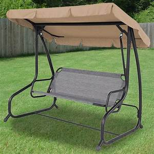 14 2 Seater Swing Canopy Replacement  Stripes Replacement