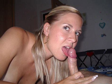 Beautiful Girl From Sweden Doing Blowjob Picture 3