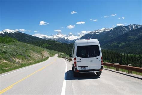 Campervan North America Two4theroad Sprinter Rv In The
