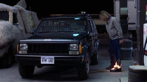jeep cherokee car   victoria rowell  dumb