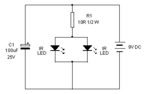 Photodiode Alarm Circuit