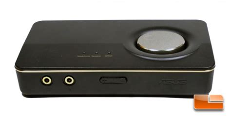 ASUS Xonar U7 USB Sound Card and Amp Review - Page 7 of 7