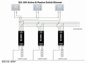 0 10 Volt Dimming Wiring Diagrams