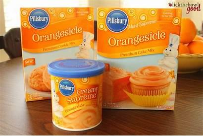 Pillsbury Orangesicle Lime Key Frosting Recipe Giveaway