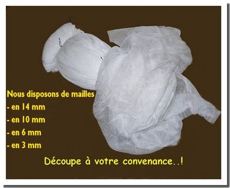 filets de p 202 che nappes filets sur mesure nappe de filet maille 3mm nap