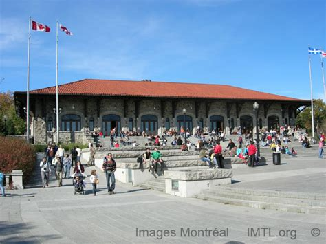 chalet du mont royal montreal