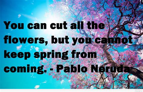 awesome spring thoughts quotes  sayings