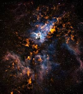 Suburban spaceman: Spectacular New Image Exposes Carina ...