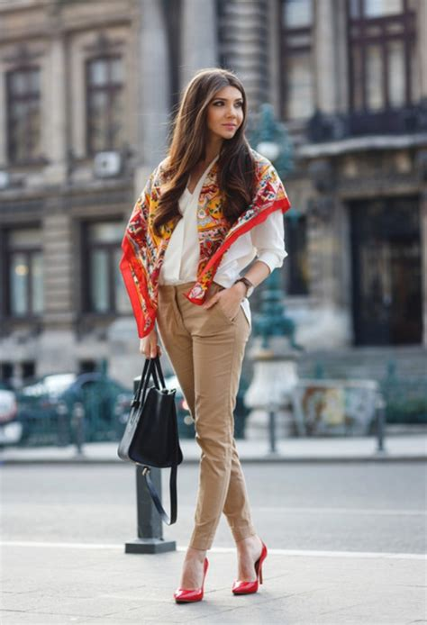 Itu0026#39;s Time To Take Out Red Heels With These Fashion Outfits