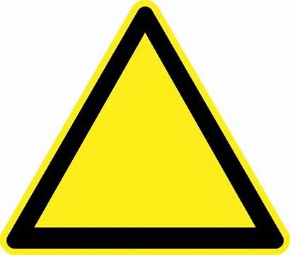 Warning Sign Clipart Clip Hazard Clipartmag