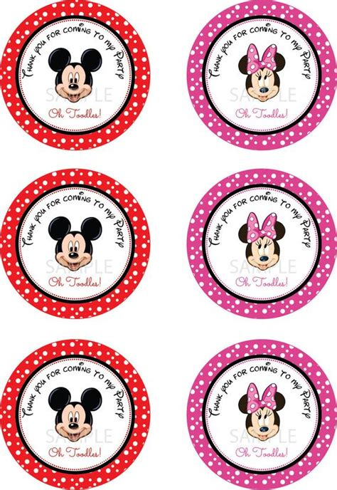 167+ Mickey Mouse Thank You Images