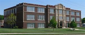 Filefairbury nebraska junior senior high school from nw for Sch ne wandsprüche