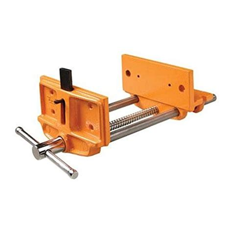 woodworking vise size