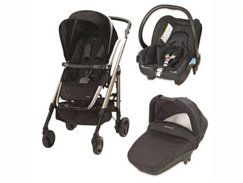 siege auto creatis bébé confort loola trio poussette combinée