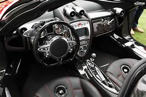 Pagani Huayra interior | Photo by Nic Jimenez for www ...