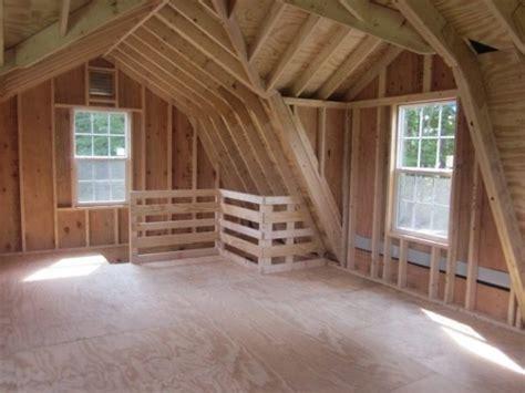 story dutch cabin shell   porch