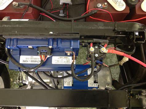 Golf Cart Electric Motors High Speed Performance