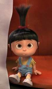 29 best Agnes Despicable Me images on Pinterest