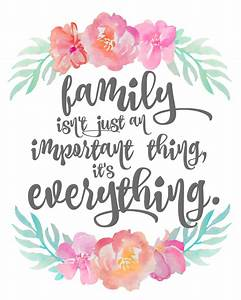 55+ Most Beautiful Family Quotes And Sayings