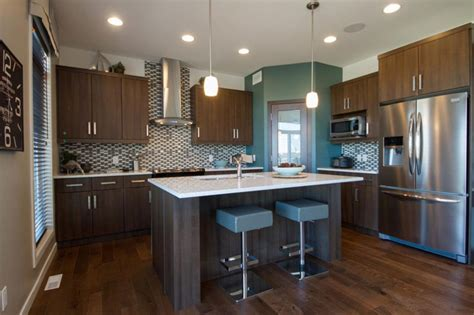 kitchen design winnipeg the woodbury ii ud randall homes home builders 1407