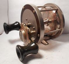 Shimano Tyrnos Deep Sea Boat Fishing Multiplier Reel by Vintage Garcia Mitchell 602 Saltwater Conventional Fishing