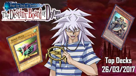 Yami Bakura Deck Duel Links Build by Yu Gi Oh Duel Links The Destiny Board Of Doom Top