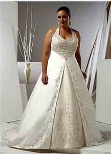 plus size wedding dresses custom made 2015 halter With dhgate wedding dresses plus size