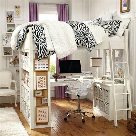 bureau en mezzanine le lit mezzanine avec bureau est l 39 ameublement créatif