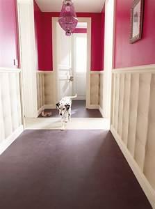 emejing decoration de couloir images design trends 2017 With good couleur peinture couloir entree 8 la deco couloir des astuces pour une ambiance agreable