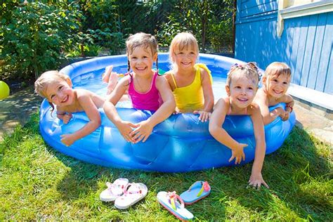 10 Best Swimming Pools For Kids (kiddie Pools) In 2018
