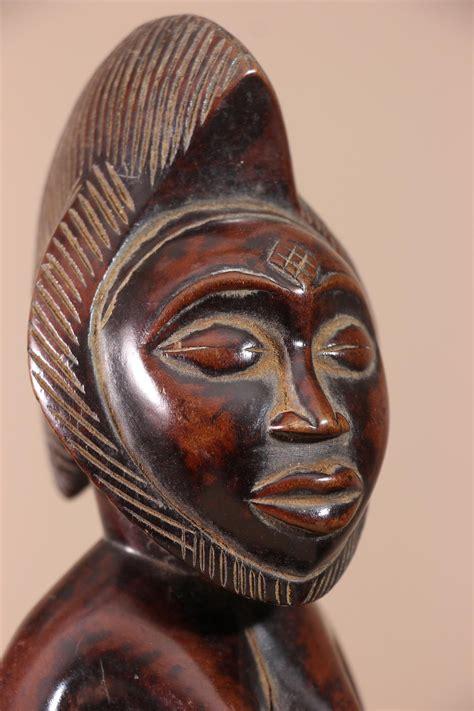 Nouveau produit (17097) - Statues décoratives africaines Punu