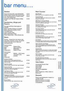 5 best images of wedding drink menu template diy wedding With wedding drink menu template free