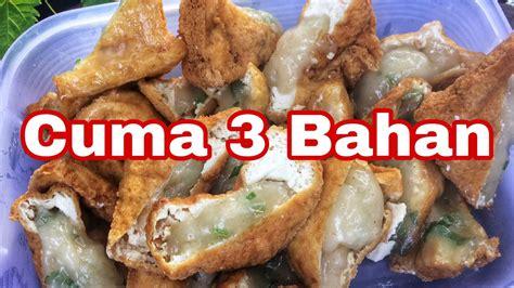 Masukkan isian ayam ke dalam kulit pangsit. RESEP TAHU ACI KUKUS KUAH KACANG| CEMILAN BUKA PUASA - YouTube