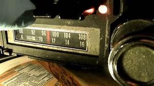 1970 U0026 39 S Gm Delco Am Fm 8 Track Car Radio