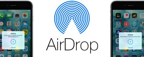 what is air drop on iphone how and where to faster with airdrop