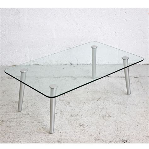 Couchtisch Glas Rechteckig by Rectangular Glass Coffee Table Low Glass Table Glass Table