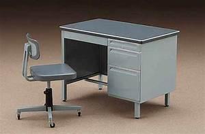 Schreibtisch Und Stuhl : schreibtisch und stuhl hasegawa 662003 1 12 ~ Markanthonyermac.com Haus und Dekorationen